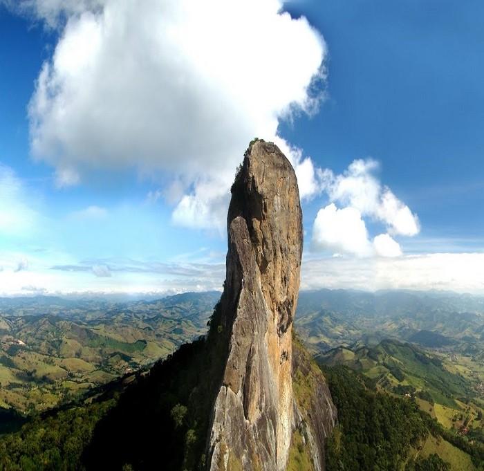 Pedra do Bau - Sao Bento Sapucai